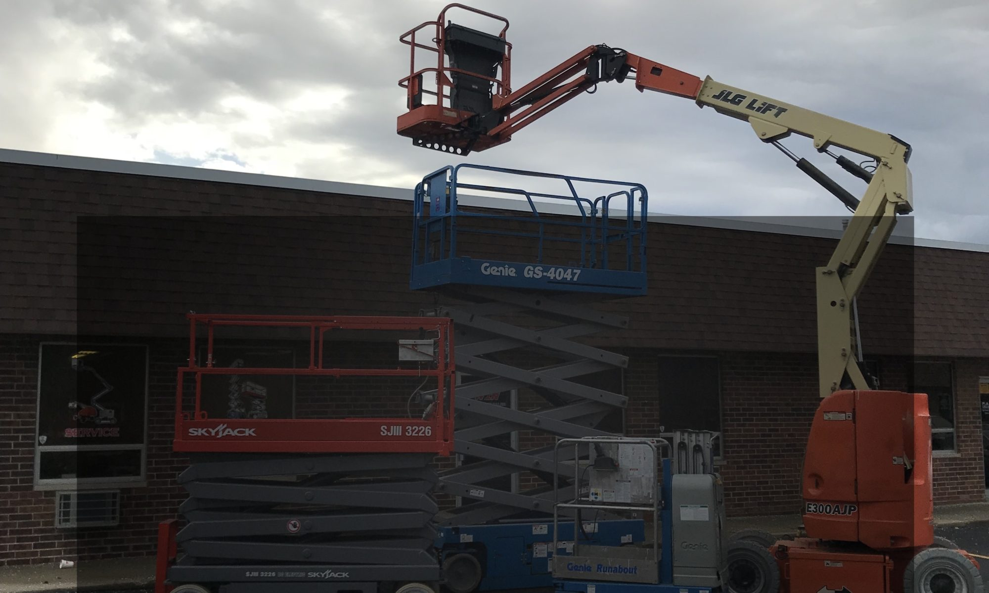 WinWinEquipment.com - Used Scissor Lift Equipment and Refurbished Boom Lifts for Sale