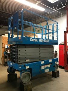 refurbished genie gs4047 lift for sale