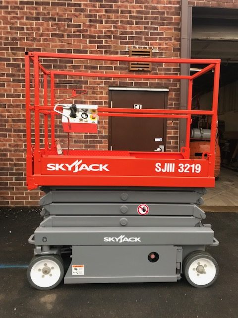 skyjack 3219 lift for sale