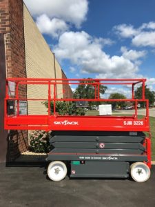 skyjack 3226 lombard used forklifts