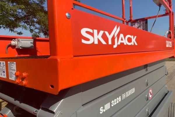 skyjack used lift equipment SJ-3226